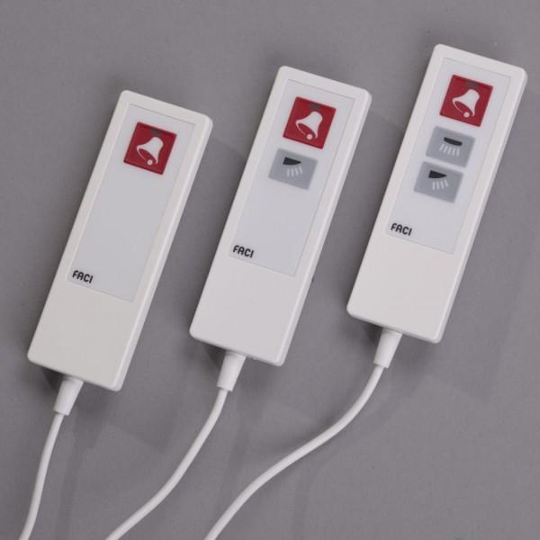 Handruftaster mit Mini-Din Stecker