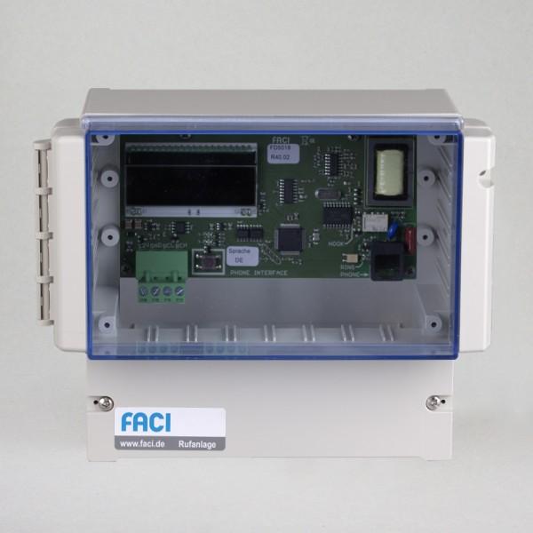 Telefon Out Interface per analoger Schnittstelle