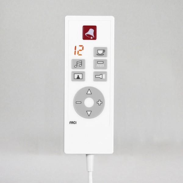Patientenbediengerät mit FM Tuner
