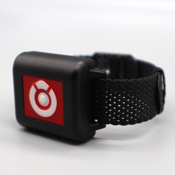 Armbandsender - Rettungsring